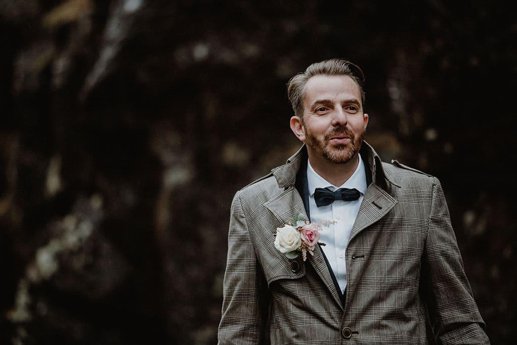Hochzeitsreportage | Der First Look
