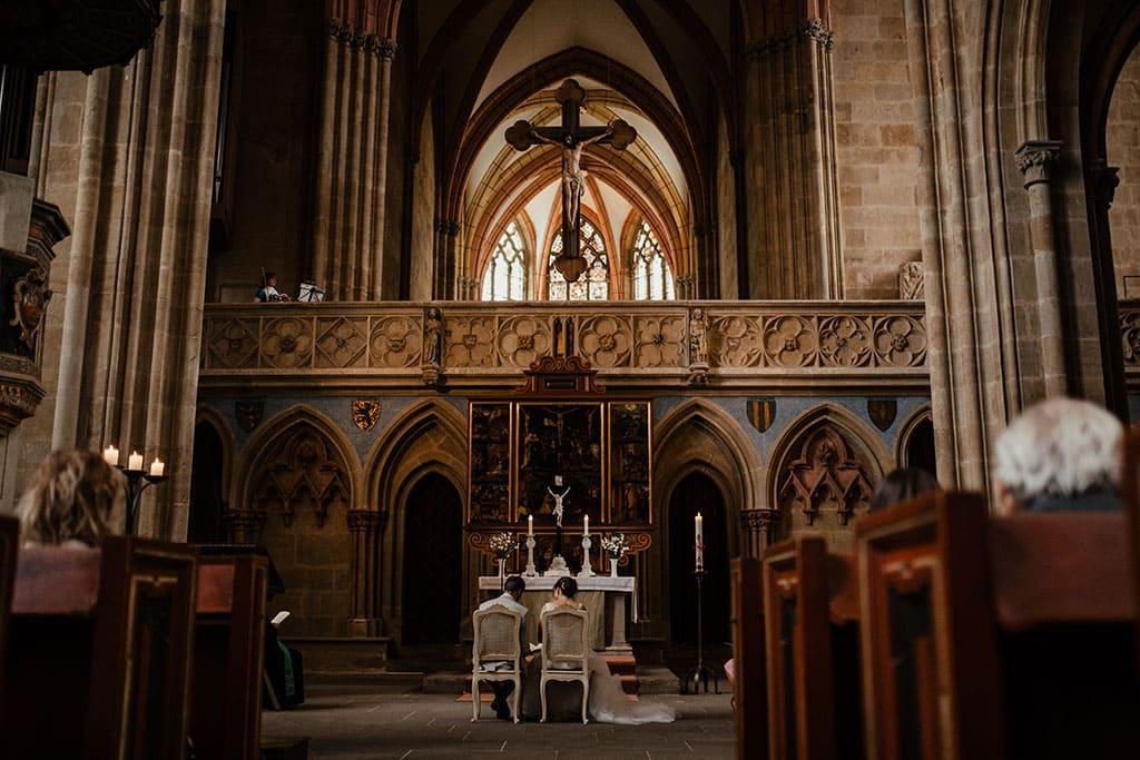 Hochzeitsreportage | Dom zu Meissen