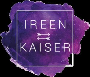 Logo Ireen Kaiser | Hochzeitsfotografin aus Leipzig