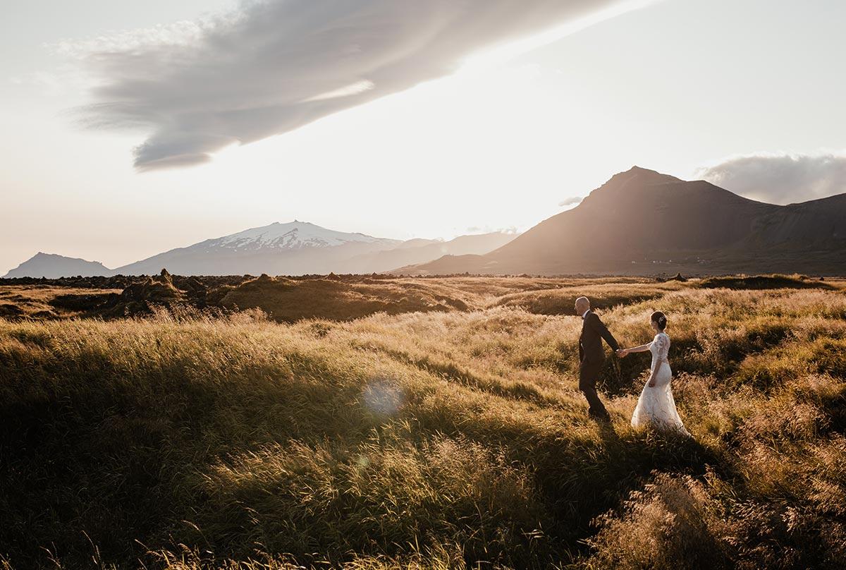 Hochzeitsfotograf Leipzig - Lena und Jens auf Island