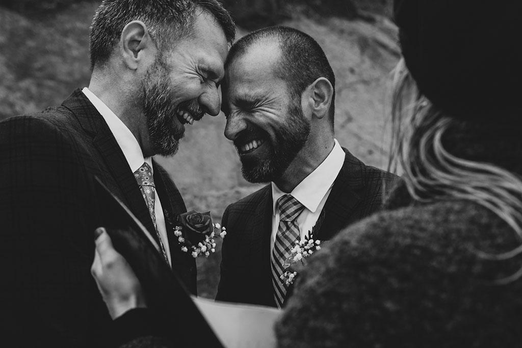 Heiraten auf Island | Jörg + Henrique