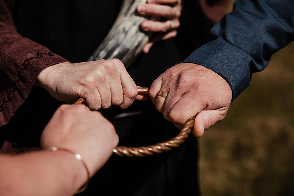 Hochzeit auf Island Zeremonien