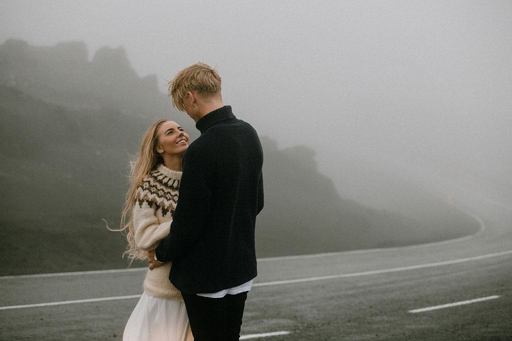 Hochzeitsfotos Island   Erna & Tristan